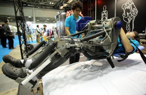 В Токио началась Неделя роботов