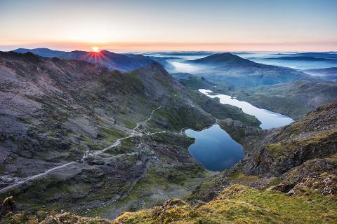 Красоты национальных парков мира
