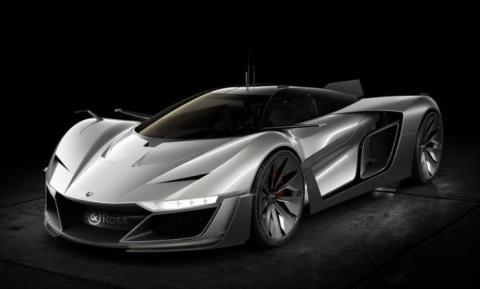 Bell & Ross Aero GT: Суперкар от часовщиков