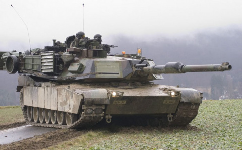 10 стран с самым большим количеством танков на вооружении