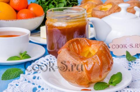 Йоркширский пудинг: рецепт с фото