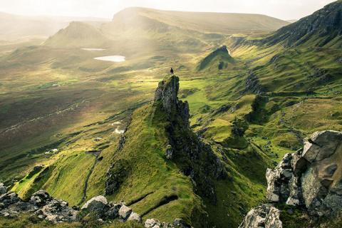 Невероятная Шотландия: 35 видов потрясающей красоты