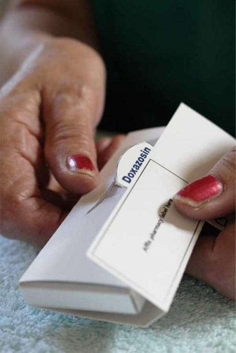 Новый концепт упаковки таблеток
