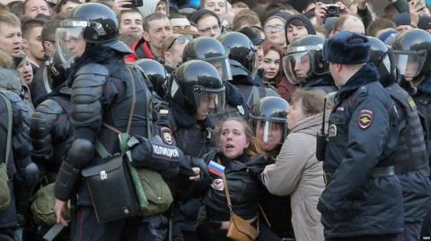 Майдан в России — меньше чем майдан? Анастасия Скогорева