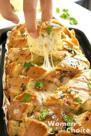 Обалденный фаршированный сыр…