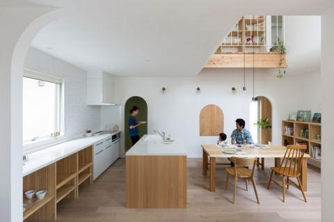 Арки в интерьере дома – изящ…
