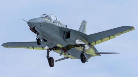 Серийное производство учебно-тренировочного самолета СР-10 будет запущено в 2018-2019 годах