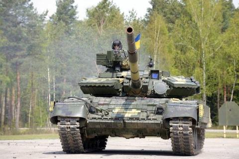 Советский Т-64 из Украины не…