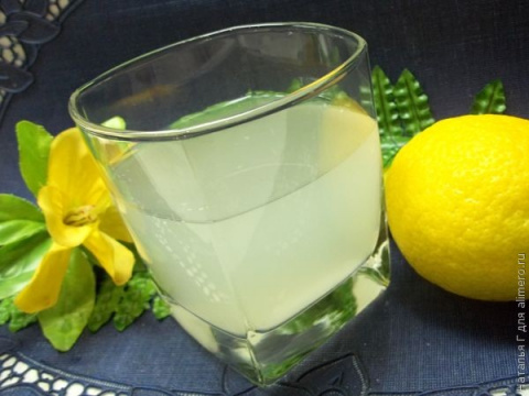 Тонизирующий напиток «Лимонник»