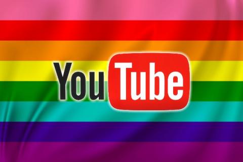 Youtube славит пидаров.