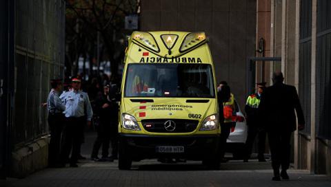 В Испании мужчину убили за н…
