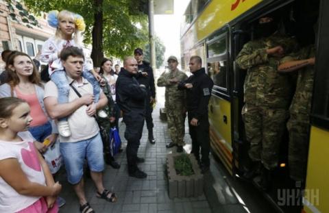 Россия, у вас есть сосед из батальона Азов?