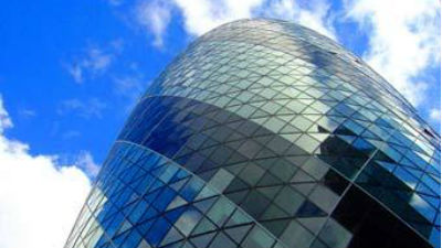 Лондонский небоскреб «Огурец…