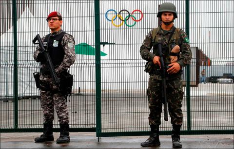 Олимпиада под угрозой !