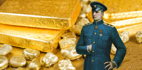 Золото Колчака: как появилась легенда о кладе, спрятанном на Байкале