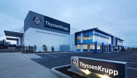 Союз ThyssenKrupp с Tata повлияет на выборы в ФРГ