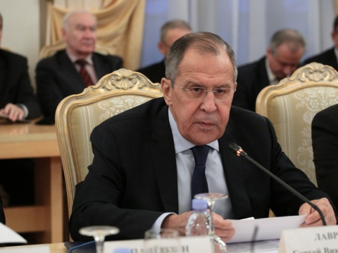 Лавров рассказал, что будет синостранными военными вСирии после изгнания террористов