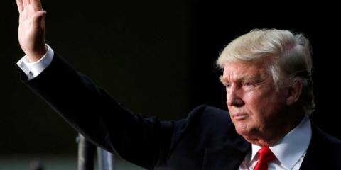 """Трамп заметил """"уважение к СШ…"""