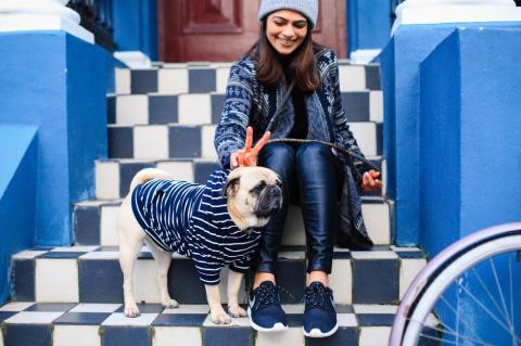 Истории собак и их владельцев из разных стран!
