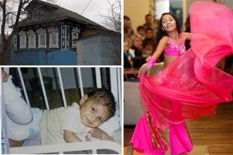 Удивительная история девочки из Ярославля, которую родная мать бросила умирать