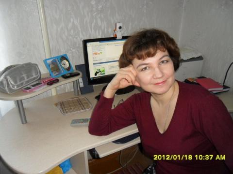 Анжелика Хамматова