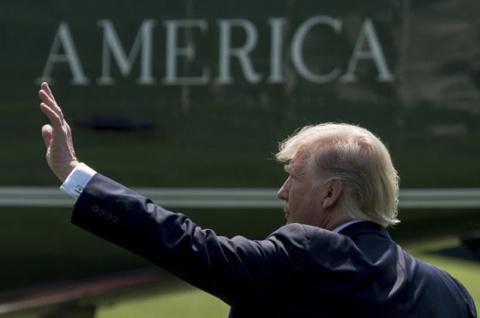 Генассамблея ООН услышит речь Трампа в сентябре