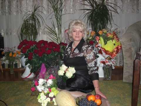 Валентина Фаюстова