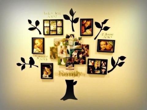 Семейное древо. Идеи