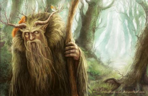 Встреча с Хозяином леса
