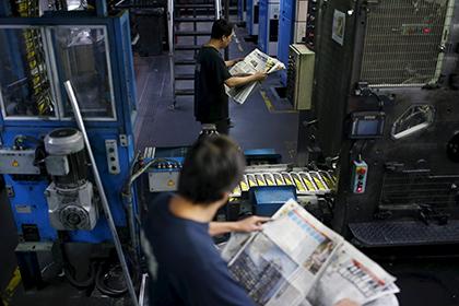 Китайский робот-журналист оп…