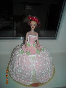 моя первая Барби