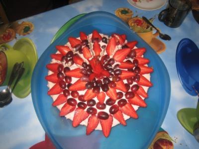 Торт *Радость*