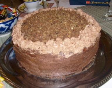 Трюфельный тортик