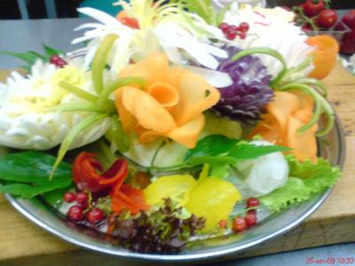 красота(овощи)