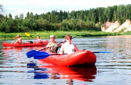 Приглашаем в водный поход
