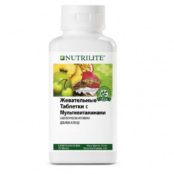 нутрилайт витамины с кальцием - 5