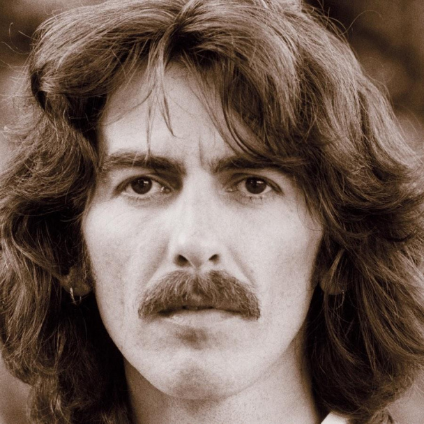 George Harrison -Give Me love(Give Me Peace on Earth)