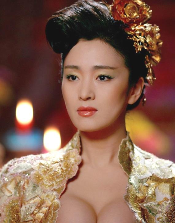 Chinese women movie stars naked