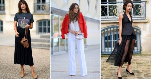 7a4fb07cedd Французский стиль – модные женские образы для любого времени года