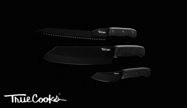 Ножи TrueCooks Knife Collection