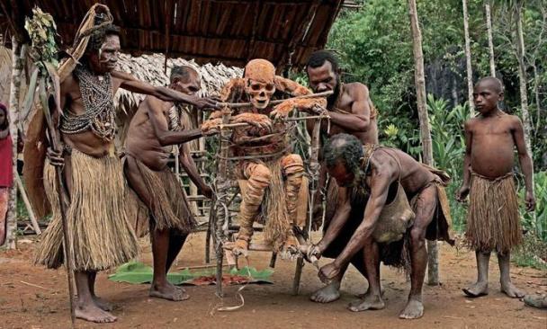 Видео сексуальные традиции племя этот