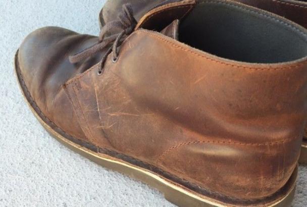 5 простых способов убрать потертости с обуви ... 120dbbb009e