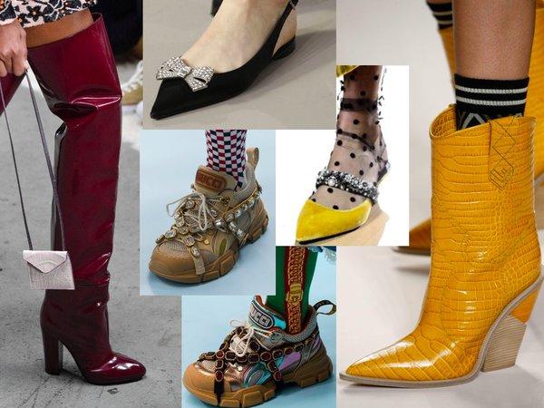 1057f7be3 Балетки с острым носом - одна из самых актуальных пар обуви, которые можно  носить уже сейчас, идеально впишутся в любой гардероб. Мода циклична, и на  смену ...