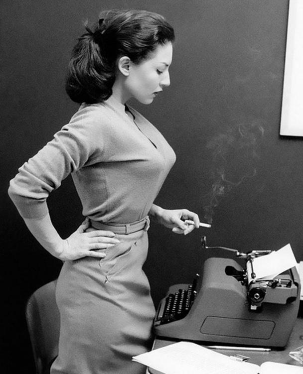 Старые секретарши фото — photo 6
