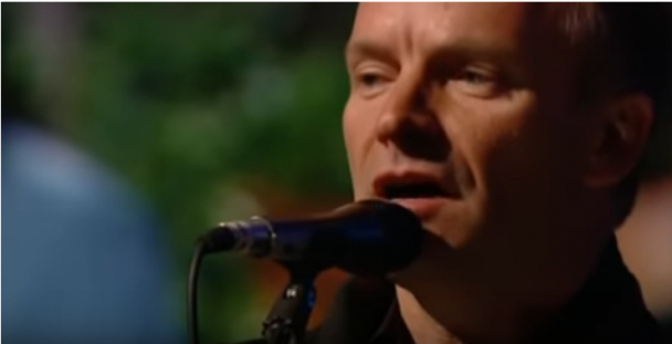Sting - ...All This Time [Live in Tuskan / Italy 2001]