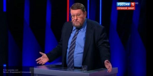 Украинский политолог неожиданно здраво выступил на российском ТВ
