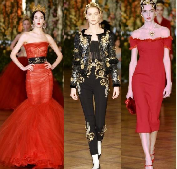 0c1d77667e85 Dolce   Gabbana Alta Moda Весна-Лето 2015 -