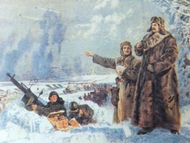 Сталин на фронте :  забытые страницы Великой Отечественной