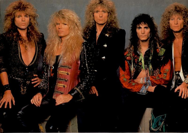 "Клипы: ""Whitesnake"" - ""Is this love?"""