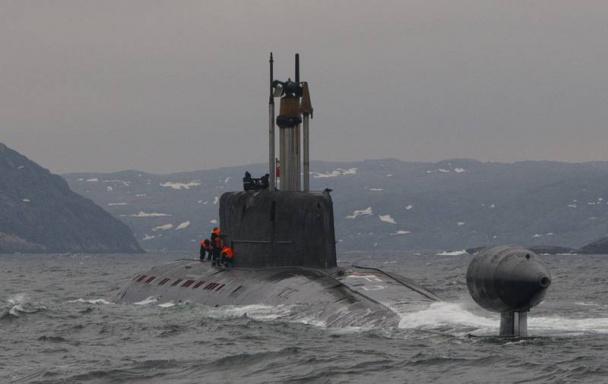 Украина обнаружила в Азовском море десять российских подлодок